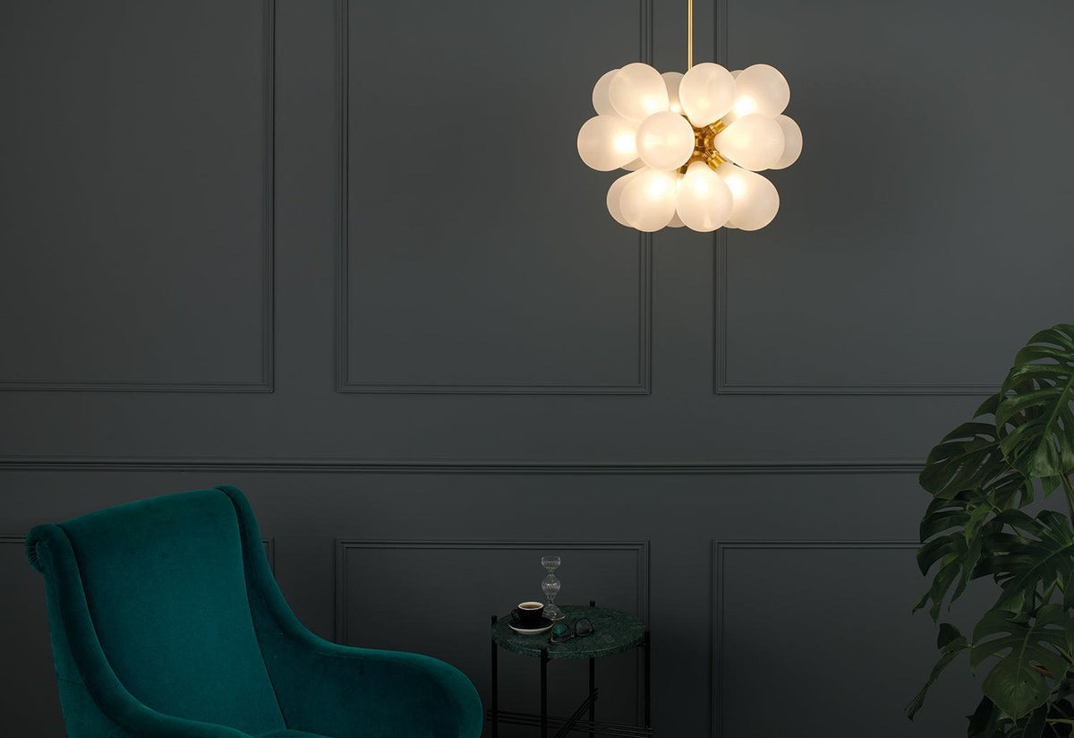 Cintola Maxi pendant, Tom kirk, Tom kirk lighting