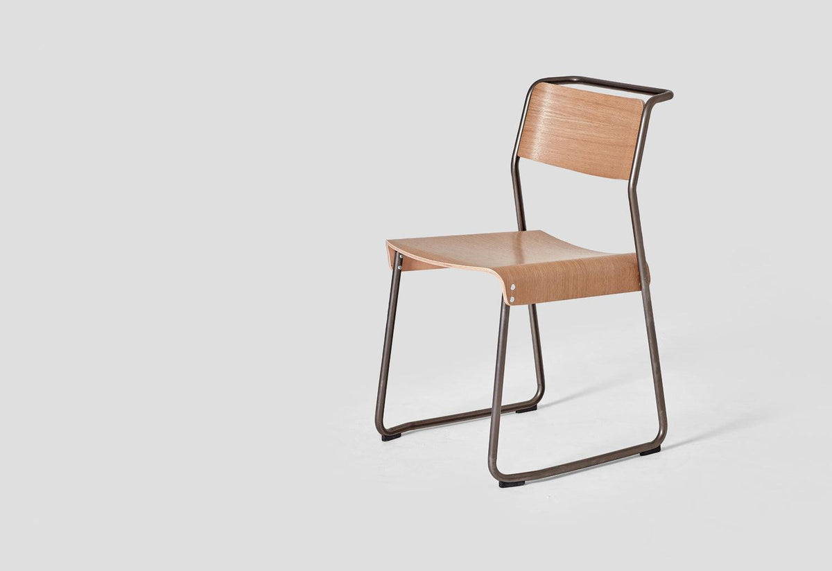 Canteen utility chair, 2009, Klauser and carpenter, Very good and proper