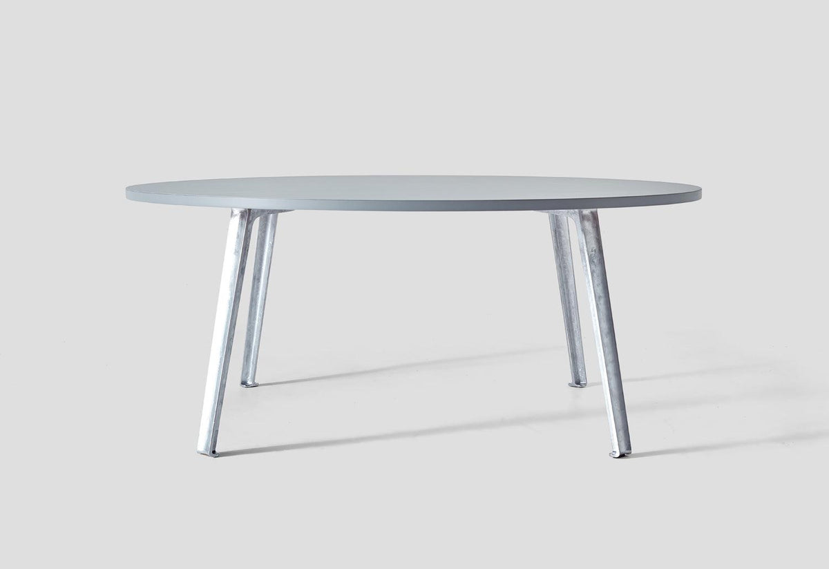 Canteen table XL, 2009, Klauser and carpenter, Very good and proper
