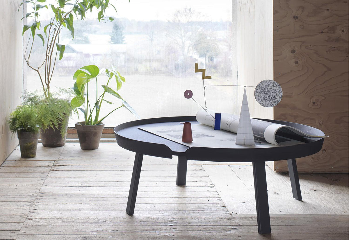 Around coffee table, 2011, Thomas bentzen, Muuto