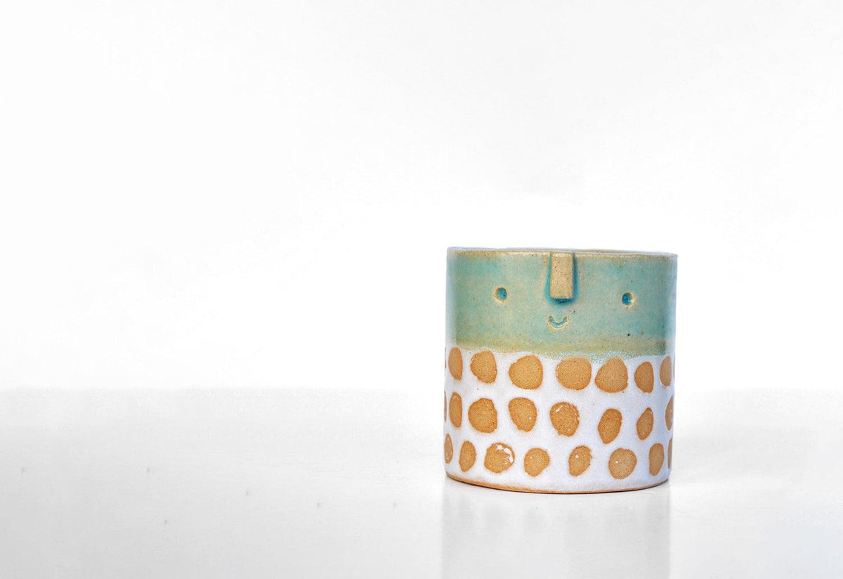 Mini Spotty planter, Stella baggot, Atelier stella