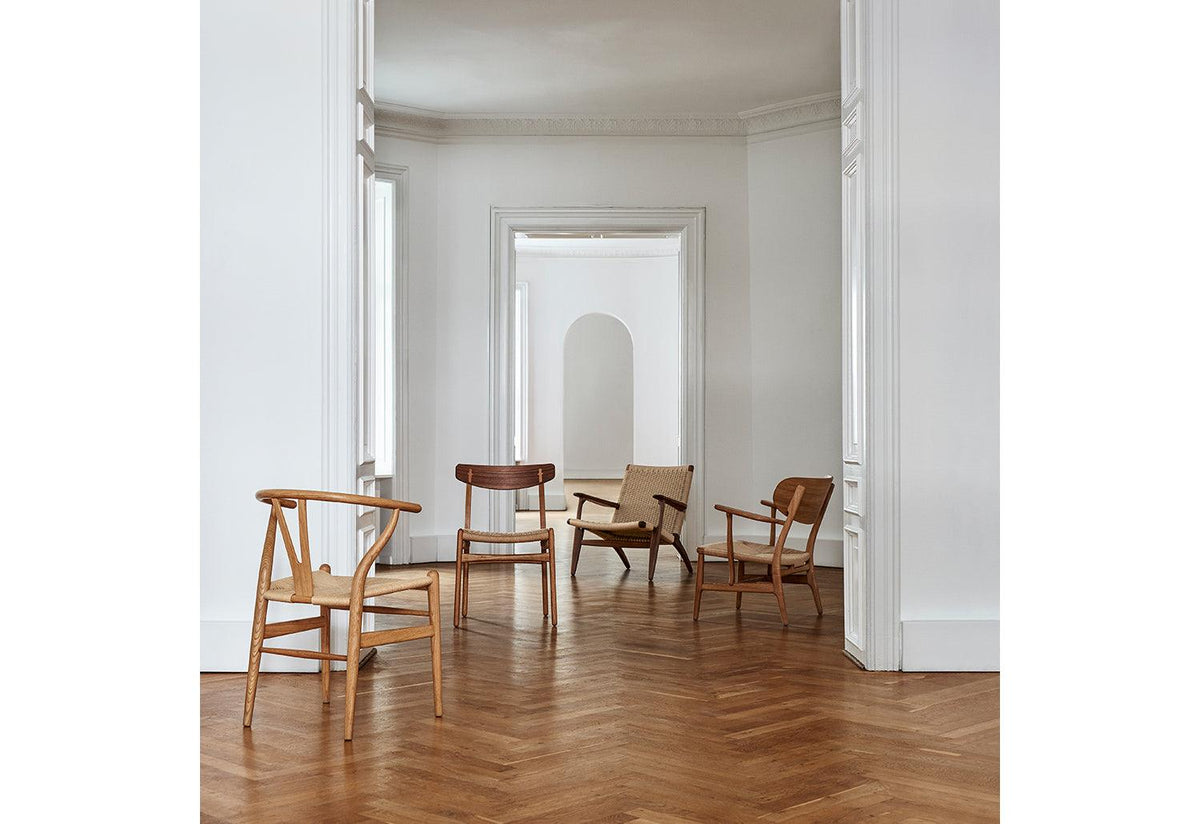 CH23 dining chair, 1950, Hans wegner, Carl hansen and son