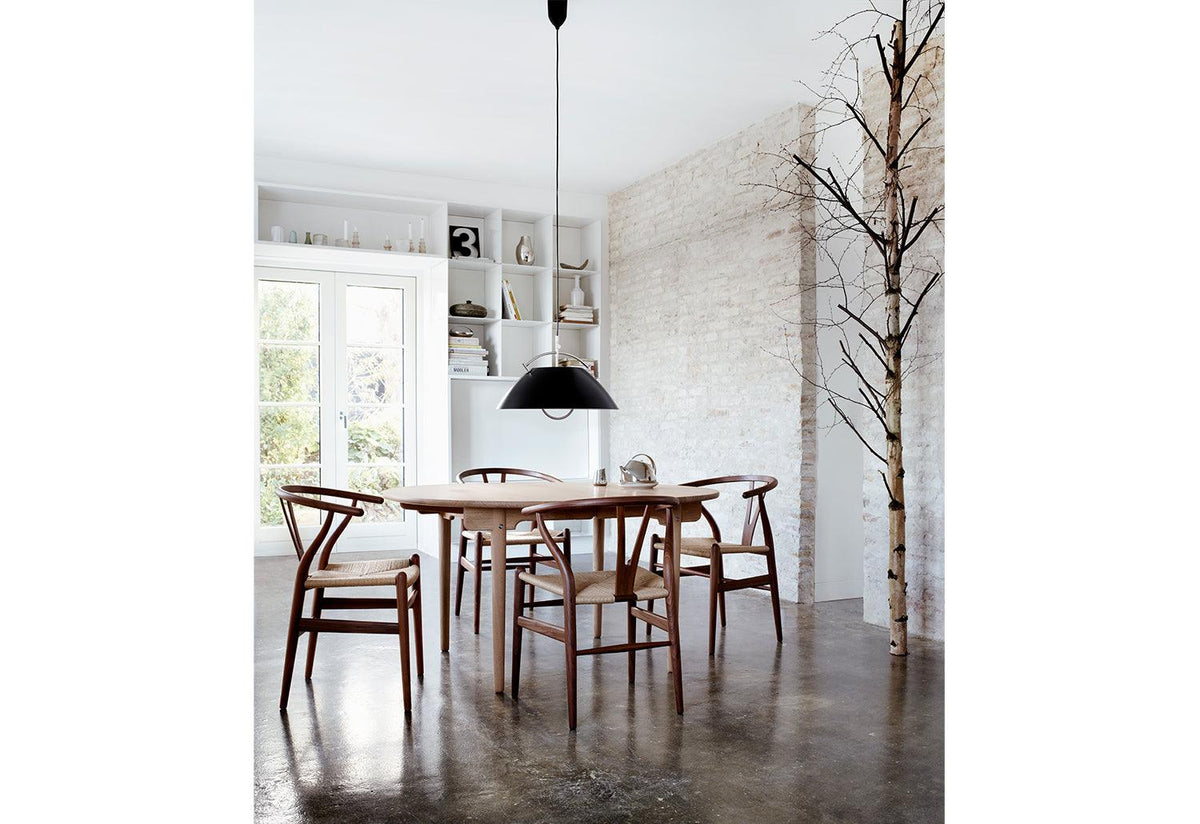 CH337 dining table, 1962, Hans wegner, Carl hansen and son