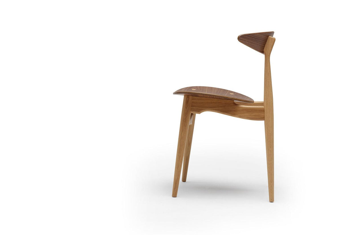 CH33T dining chair, 1957, Hans wegner, Carl hansen and son