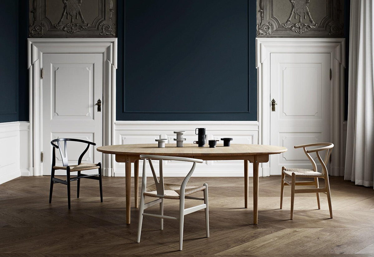 CH338 dining table, 1962, Hans wegner, Carl hansen and son