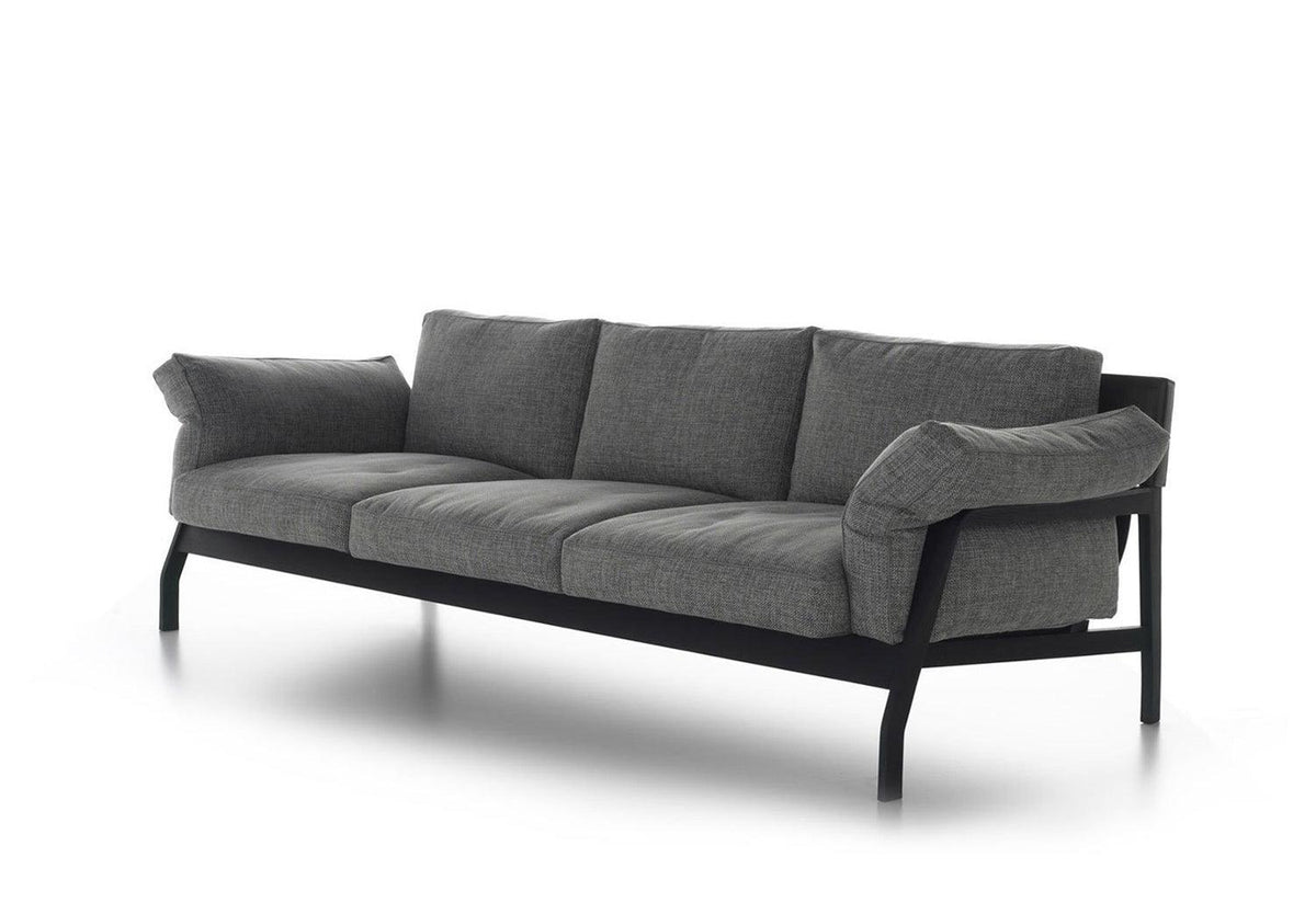 285 Eloro two-seat sofa, 2008, Rodolfo dordoni, Cassina