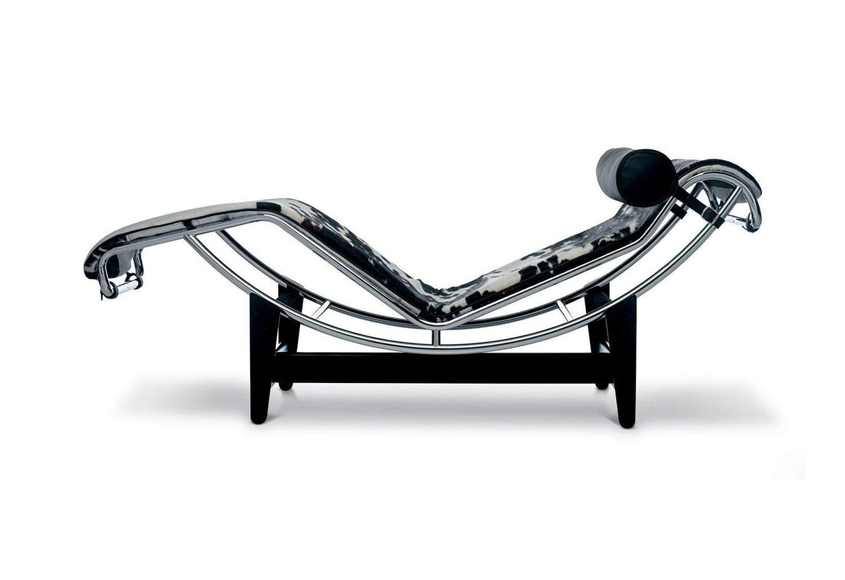 LC4 Chaise longue, 1928, Le corbusier jeanneret perriand, Cassina