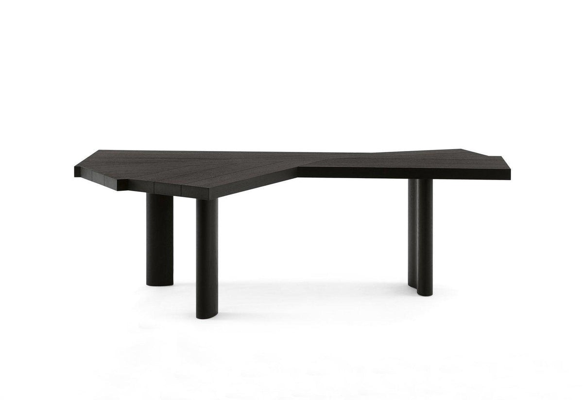 511 Ventaglio dining table, 1972, Charlotte perriand, Cassina