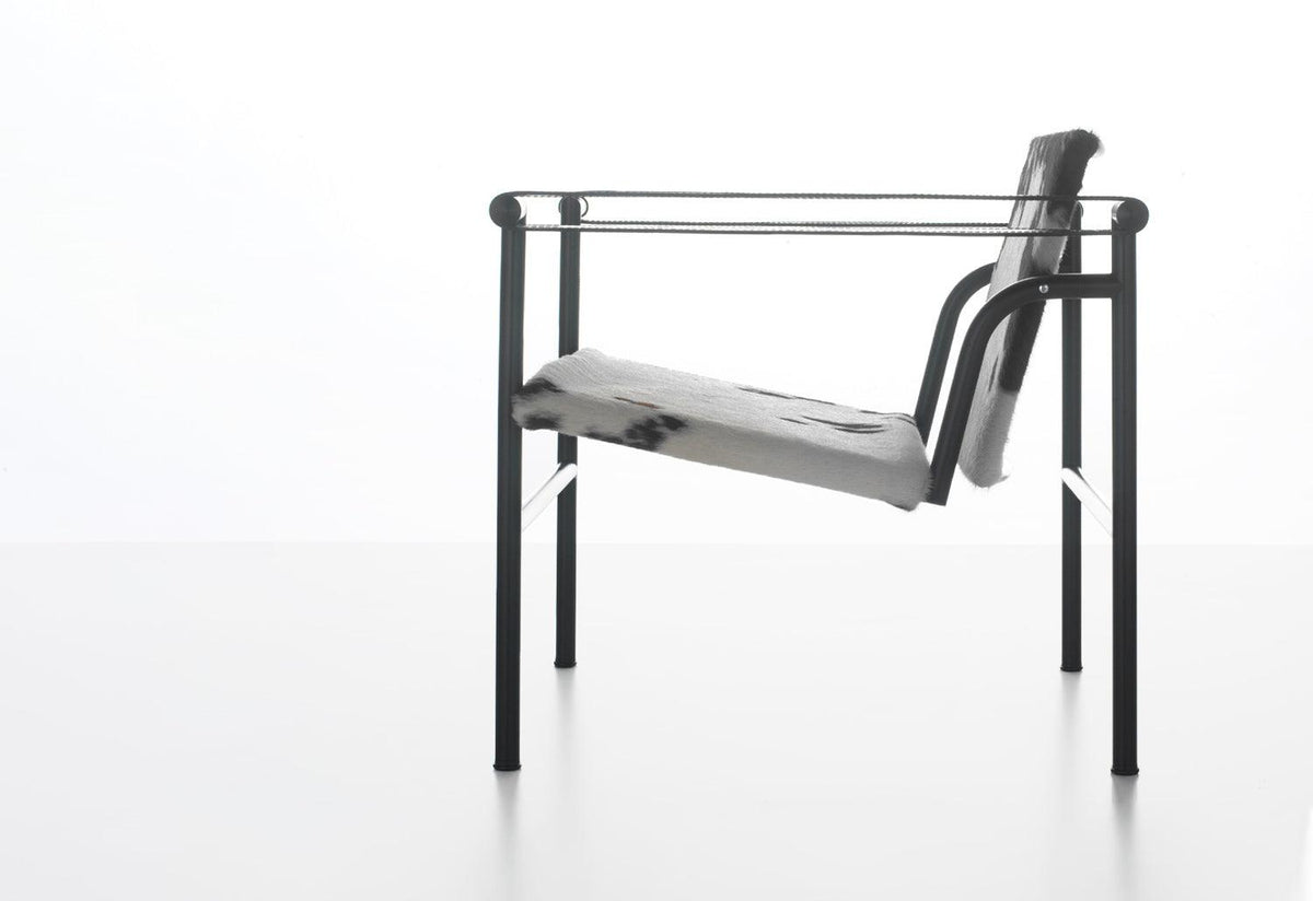 LC1 chair, 1928, Le corbusier jeanneret perriand, Cassina