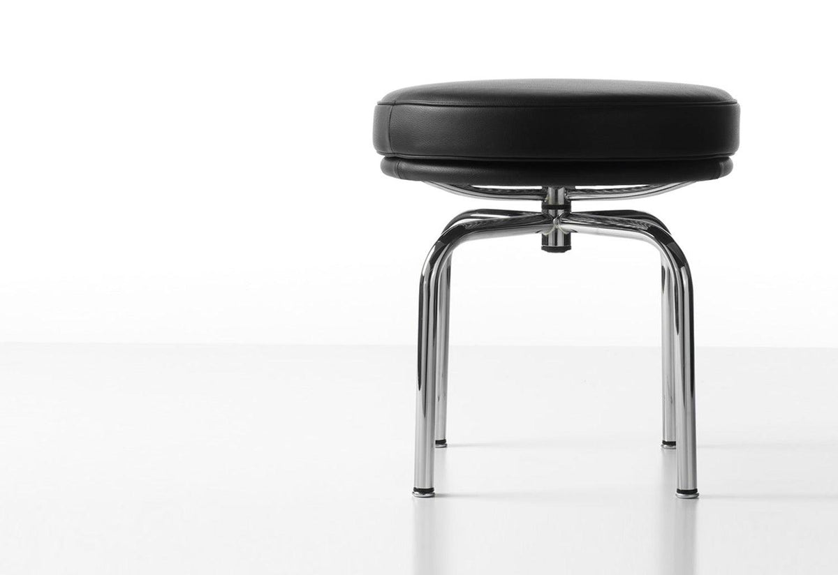LC8 stool, 1928, Le corbusier jeanneret perriand, Cassina