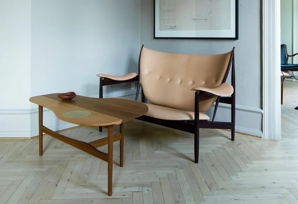 Chieftain sofa, Finn juhl, House of finn juhl