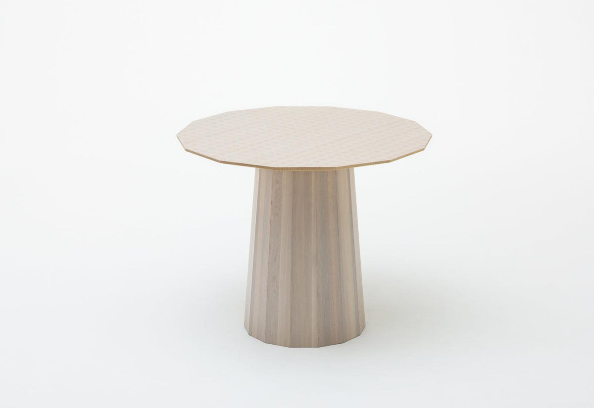 Colour Wood dining table, 2012, Scholten and baijings, Karimoku new standard