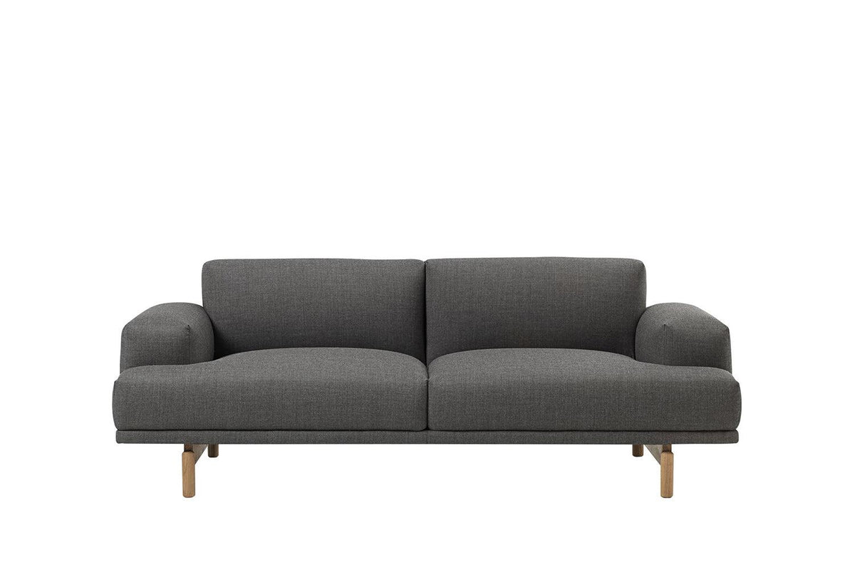 Compose two-seat sofa, Anderssen and voll, Muuto
