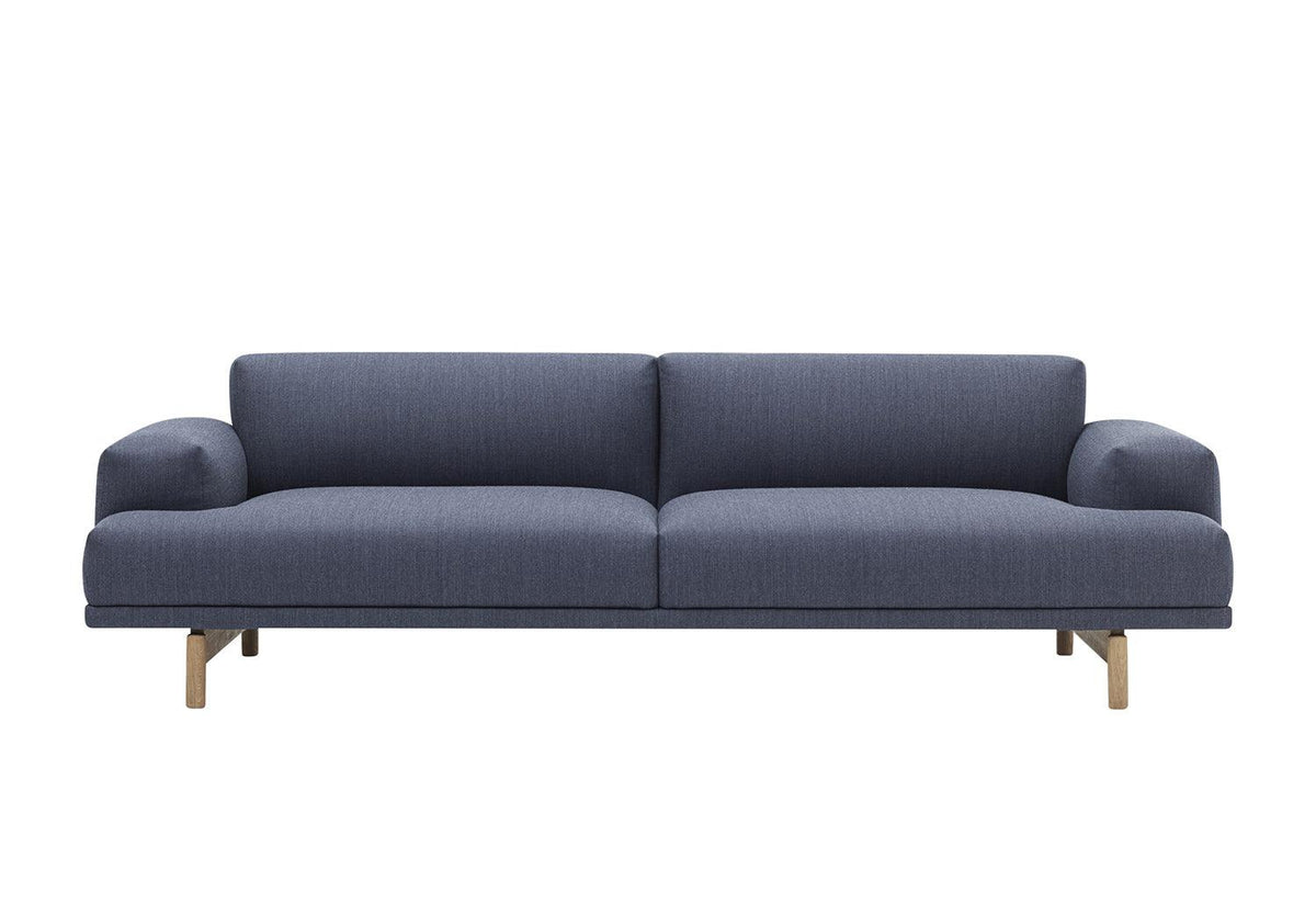 Compose three-seat sofa, Anderssen and voll, Muuto