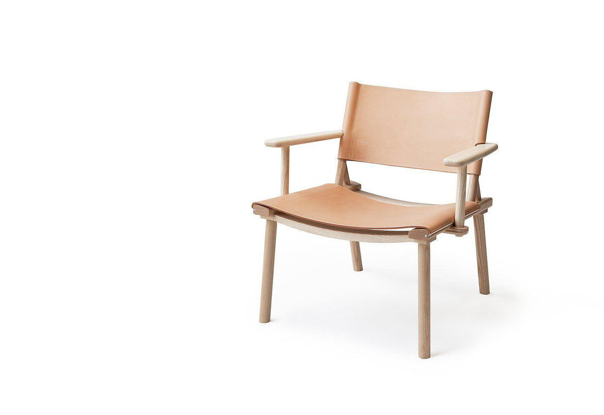 December XL lounge chair, 2016, Jasper morrison and wataru kumano, Nikari
