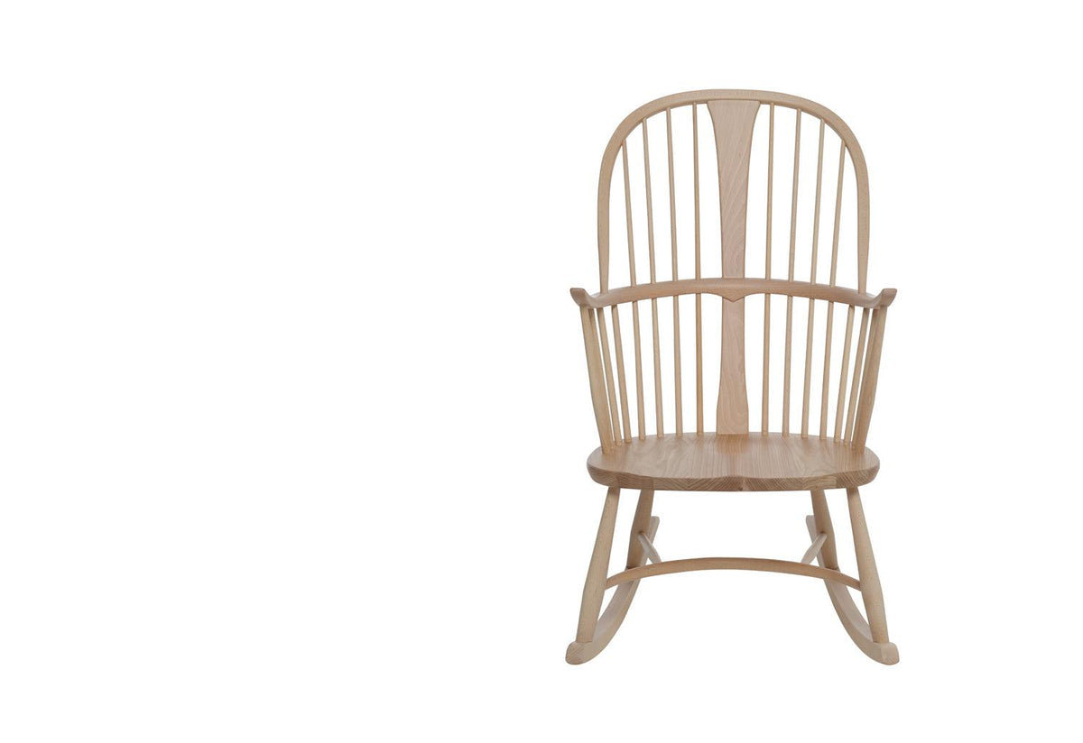 Chairmakers rocking chair, 1958, Lucian ercolani, Ercol