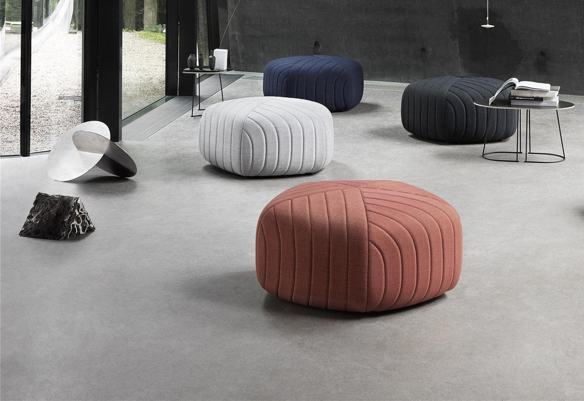 Five pouf, 2011, Anderssen and voll, Muuto