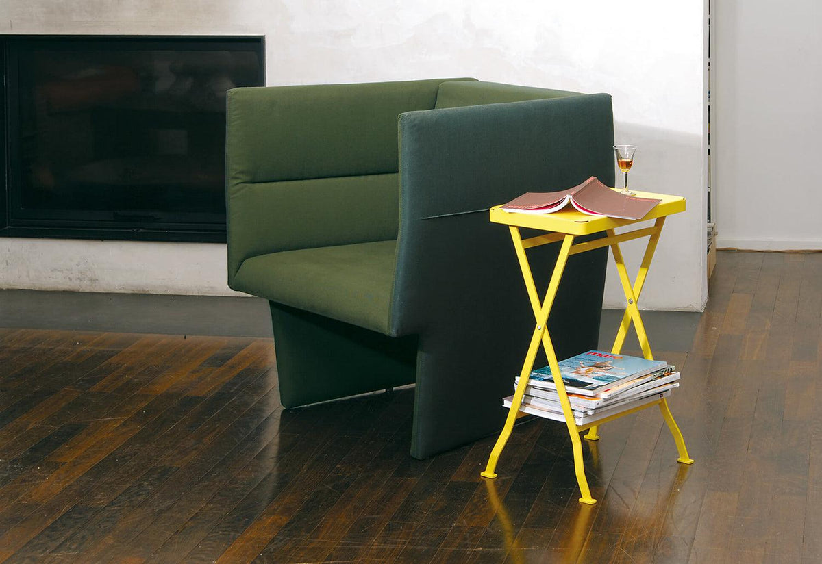 Flip side table, 2007, Alexander seifried, Richard lampert