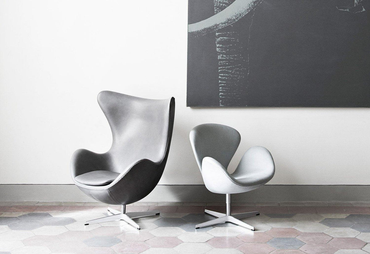 Swan lounge chair, 1958, Arne jacobsen, Fritz hansen