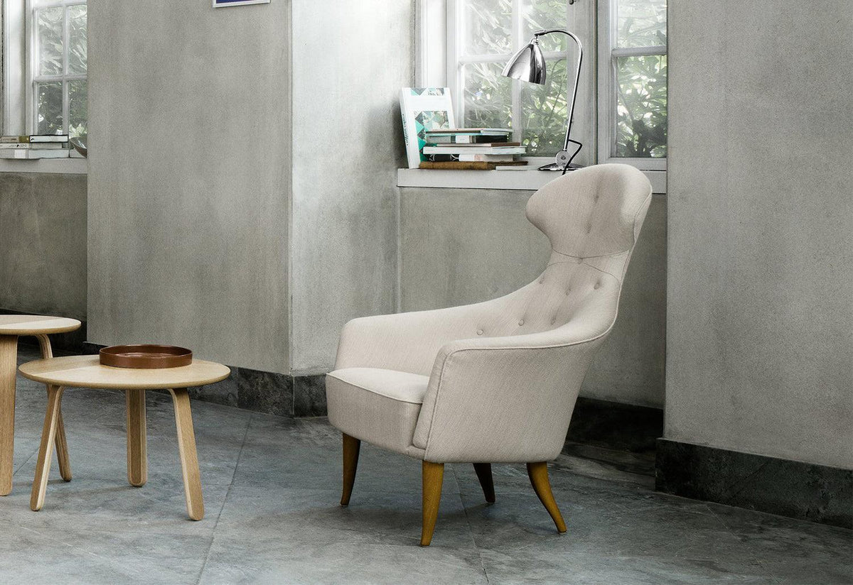 Eva lounge chair, Kerstin horlin-holmquist, Gubi