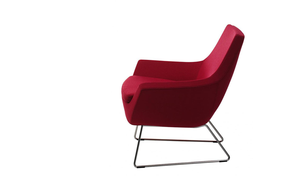 Happy low lounge chair, 2011, Roger persson, Swedese