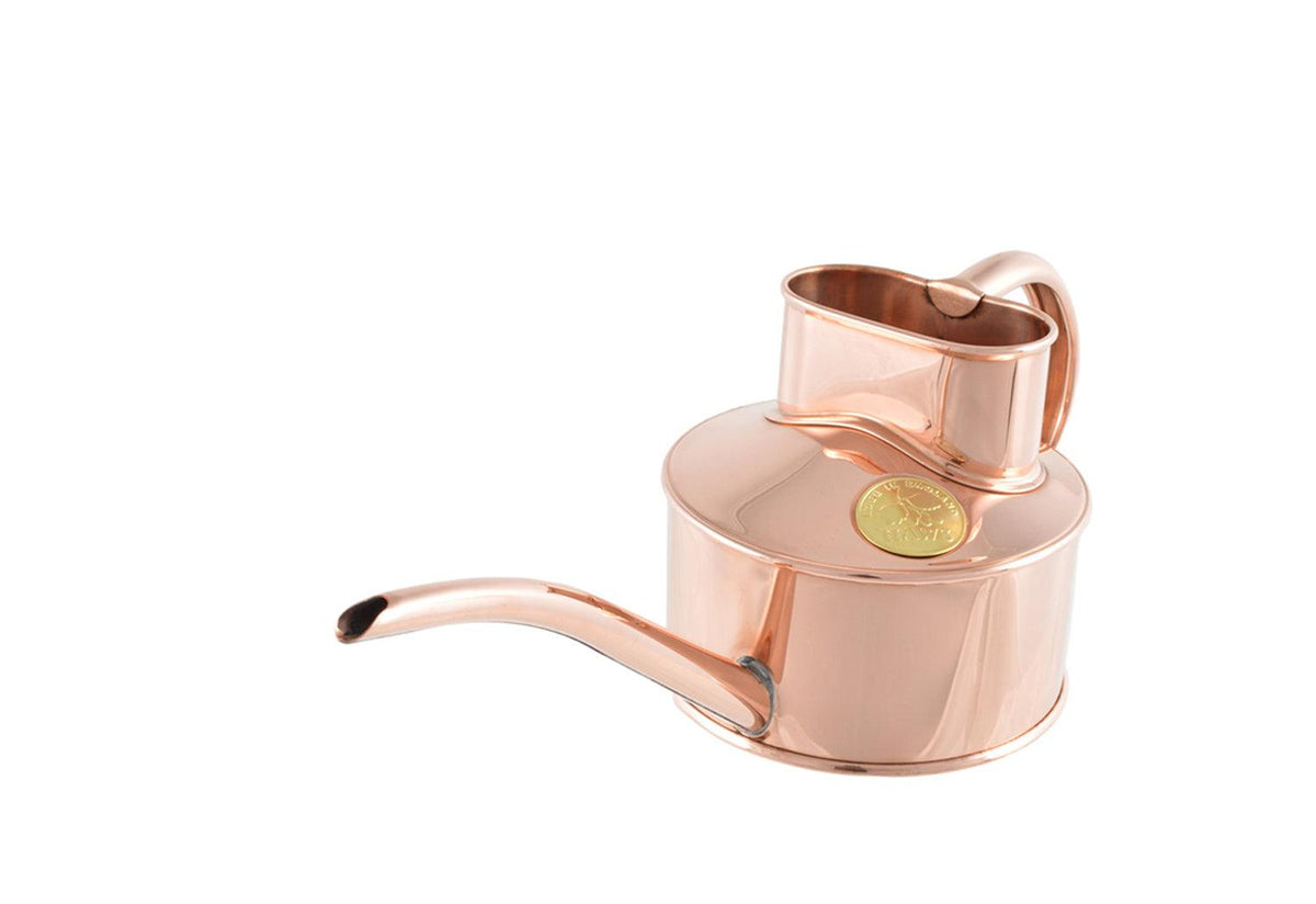 Copper pot waterer, Haws