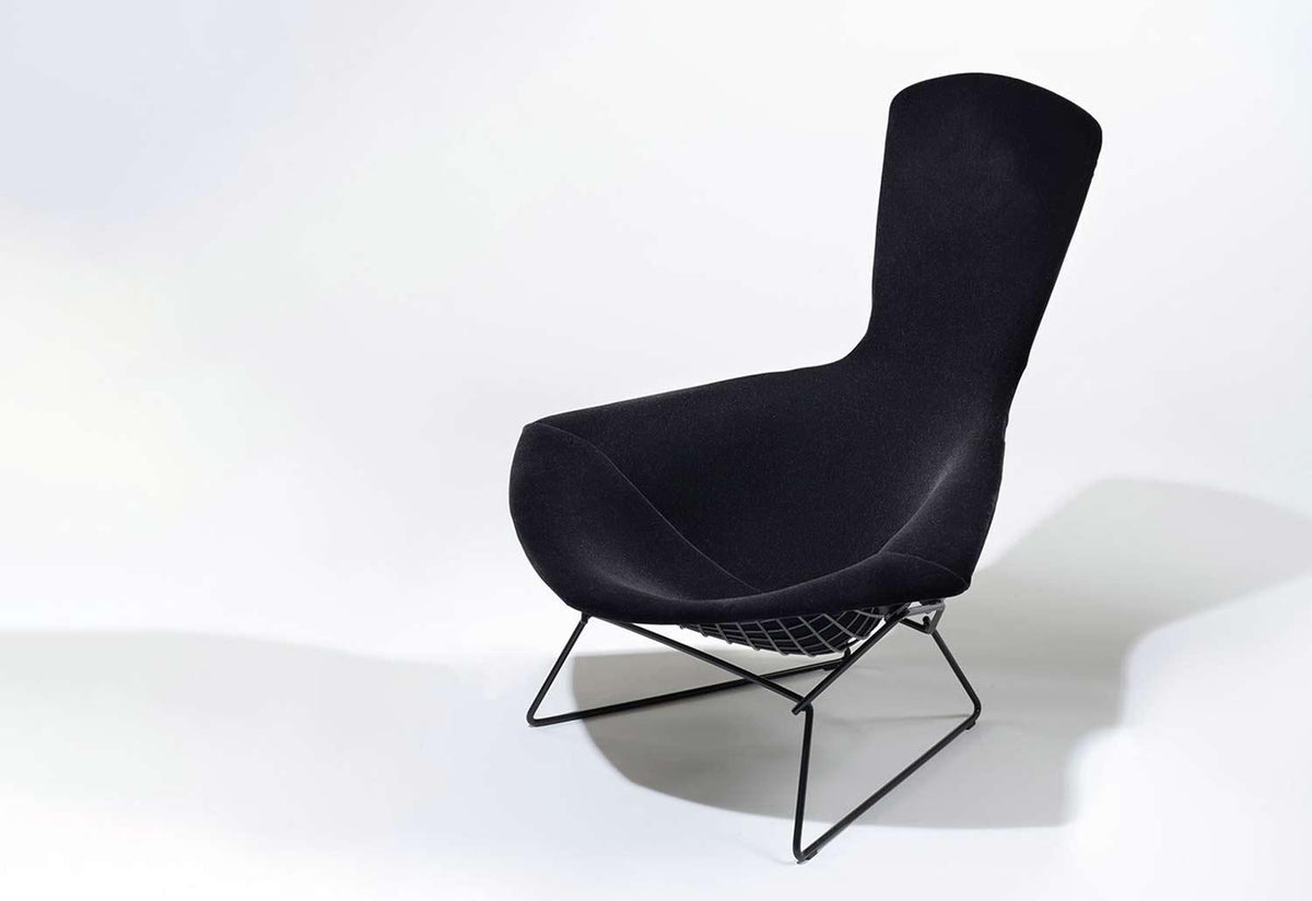 Bertoia High Back Armchair, 1952, Harry bertoia, Knoll
