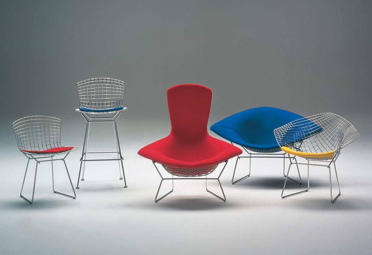 Large Diamond Armchair, 1952, Harry bertoia, Knoll