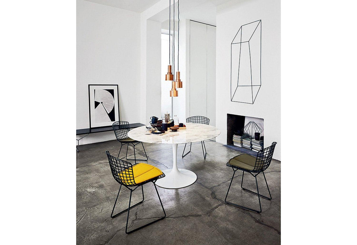 Bertoia side chair, 1952, Harry bertoia, Knoll