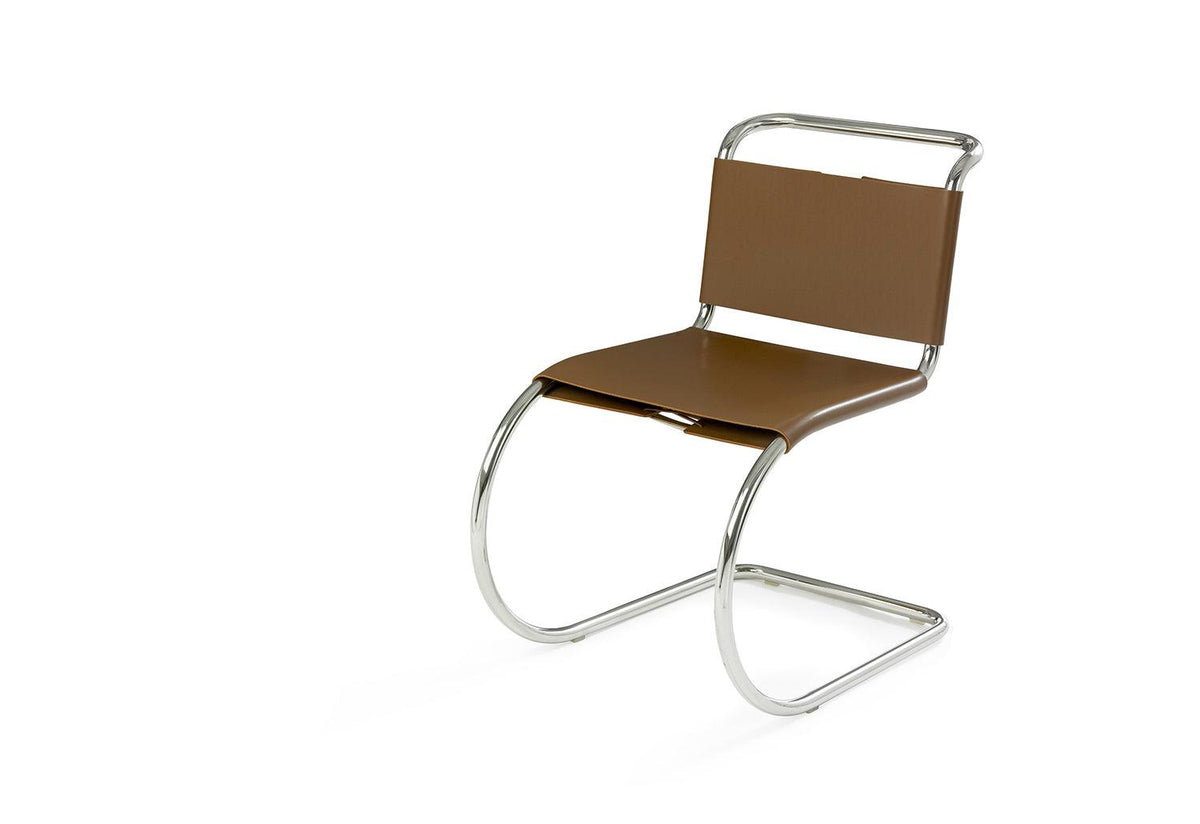MR side chair, 1927, Mies van der rohe, Knoll