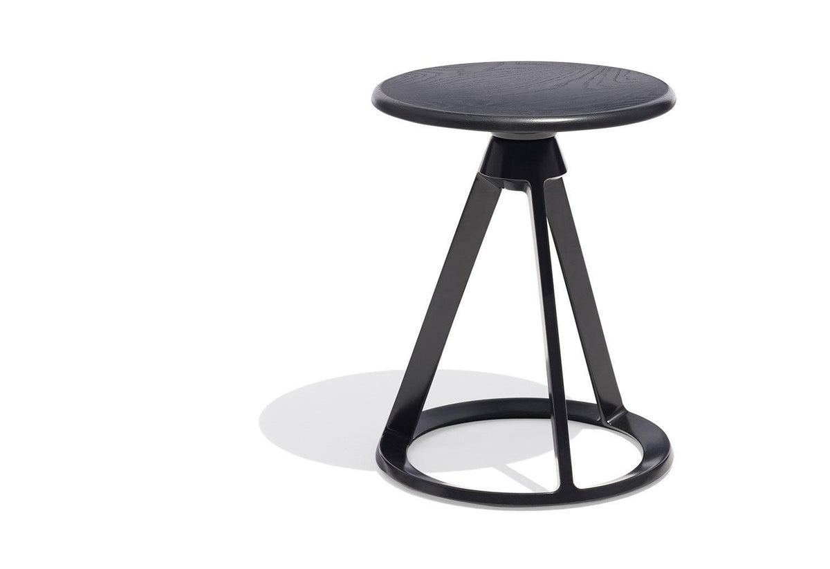 Piton swivel stool, Barber osgerby, Knoll