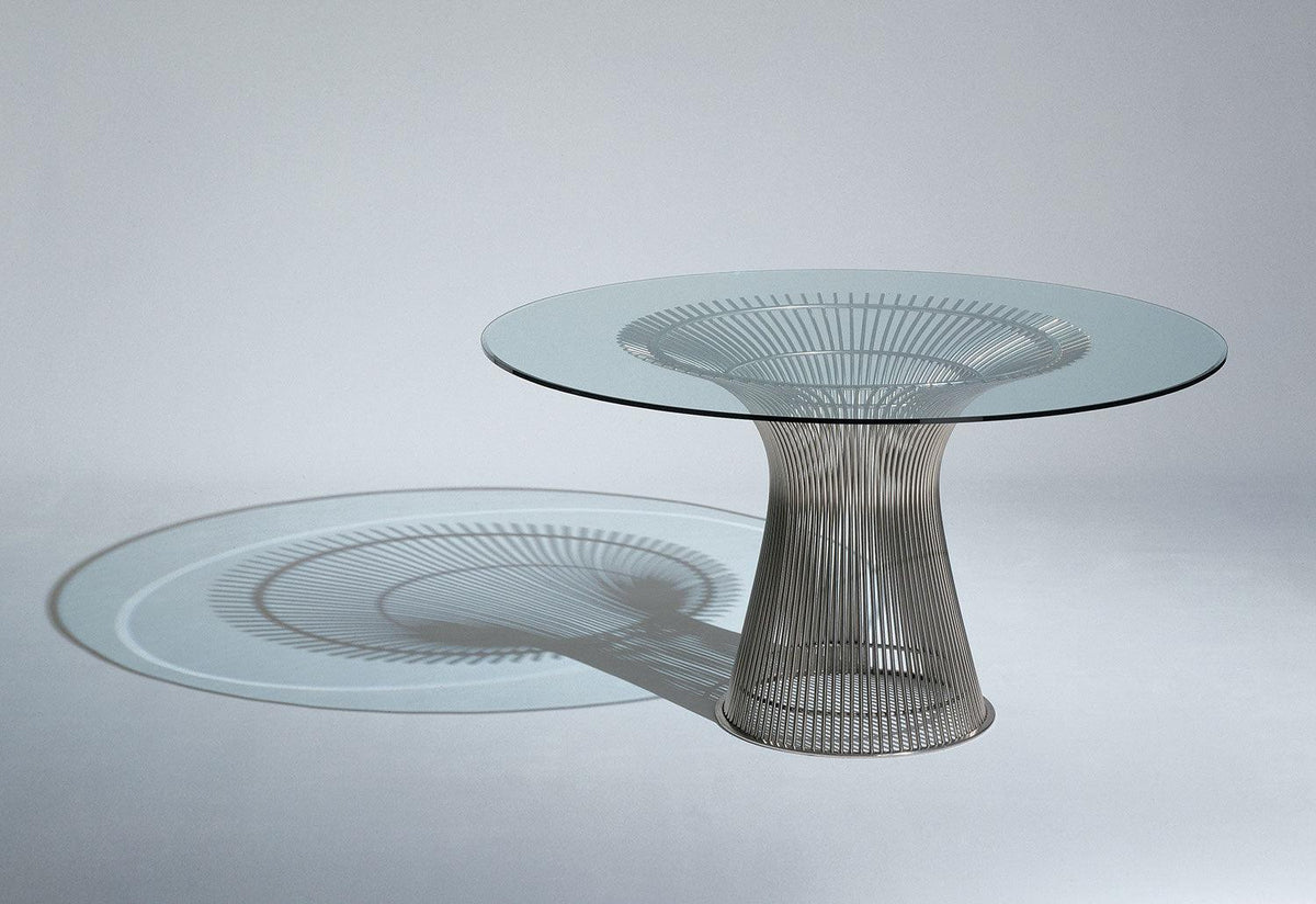 Platner Dining Table, 1962, Warren platner, Knoll