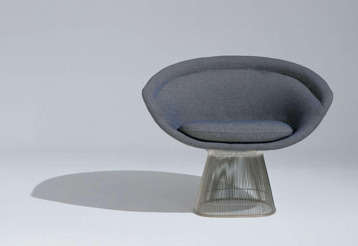 Platner Lounge Chair, 1962, Warren platner, Knoll
