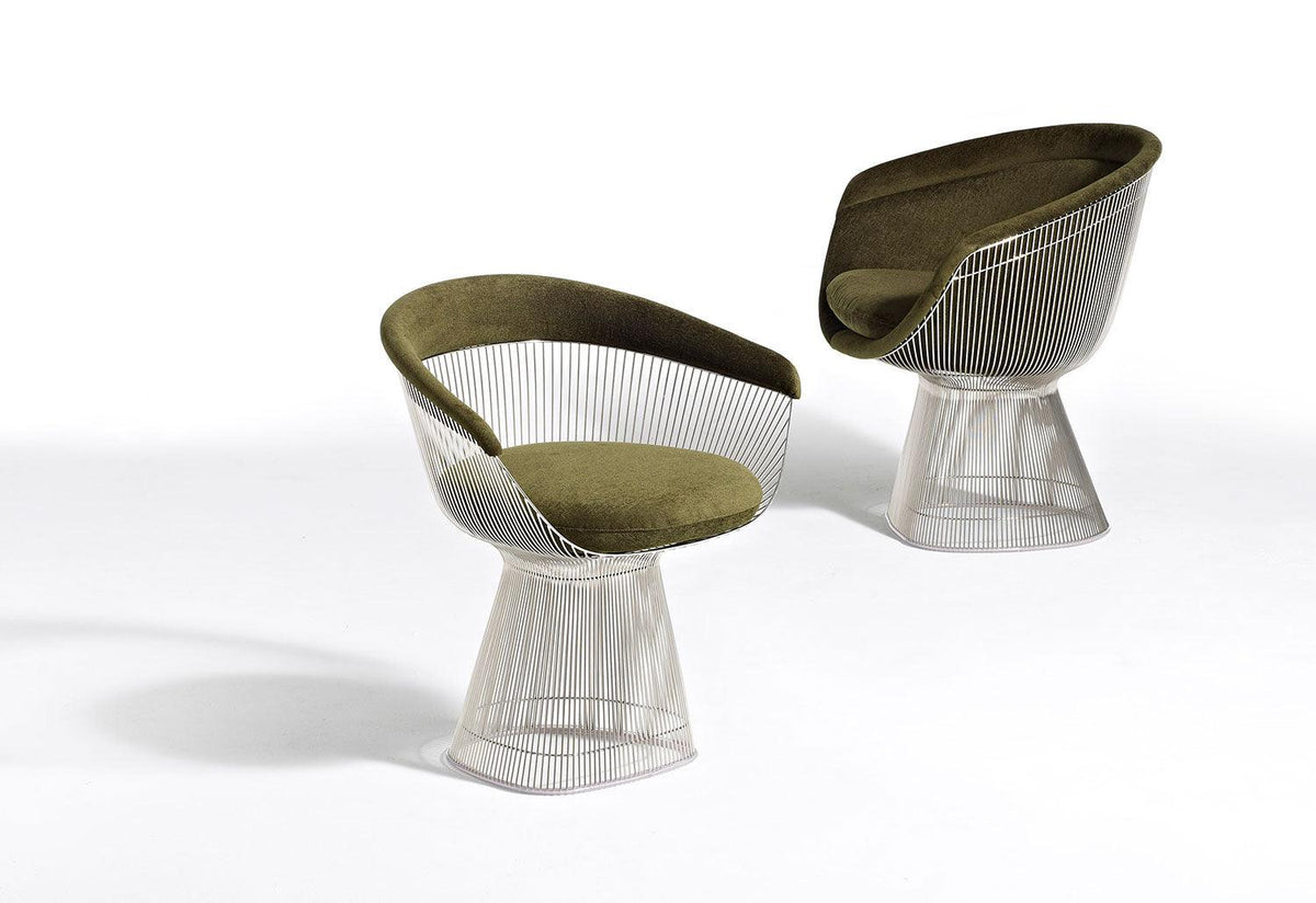 Platner Side Chair, 1962, Warren platner, Knoll