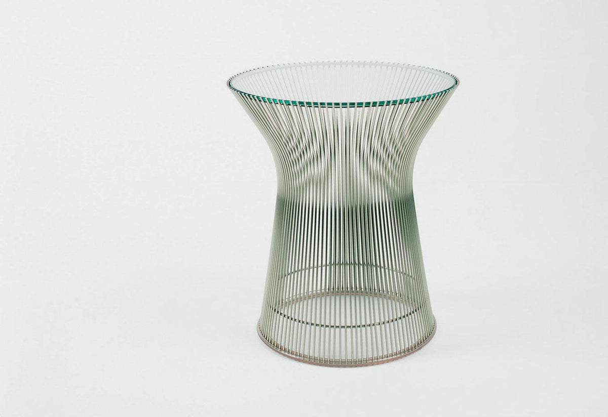 Platner side table, 1966, Warren platner, Knoll