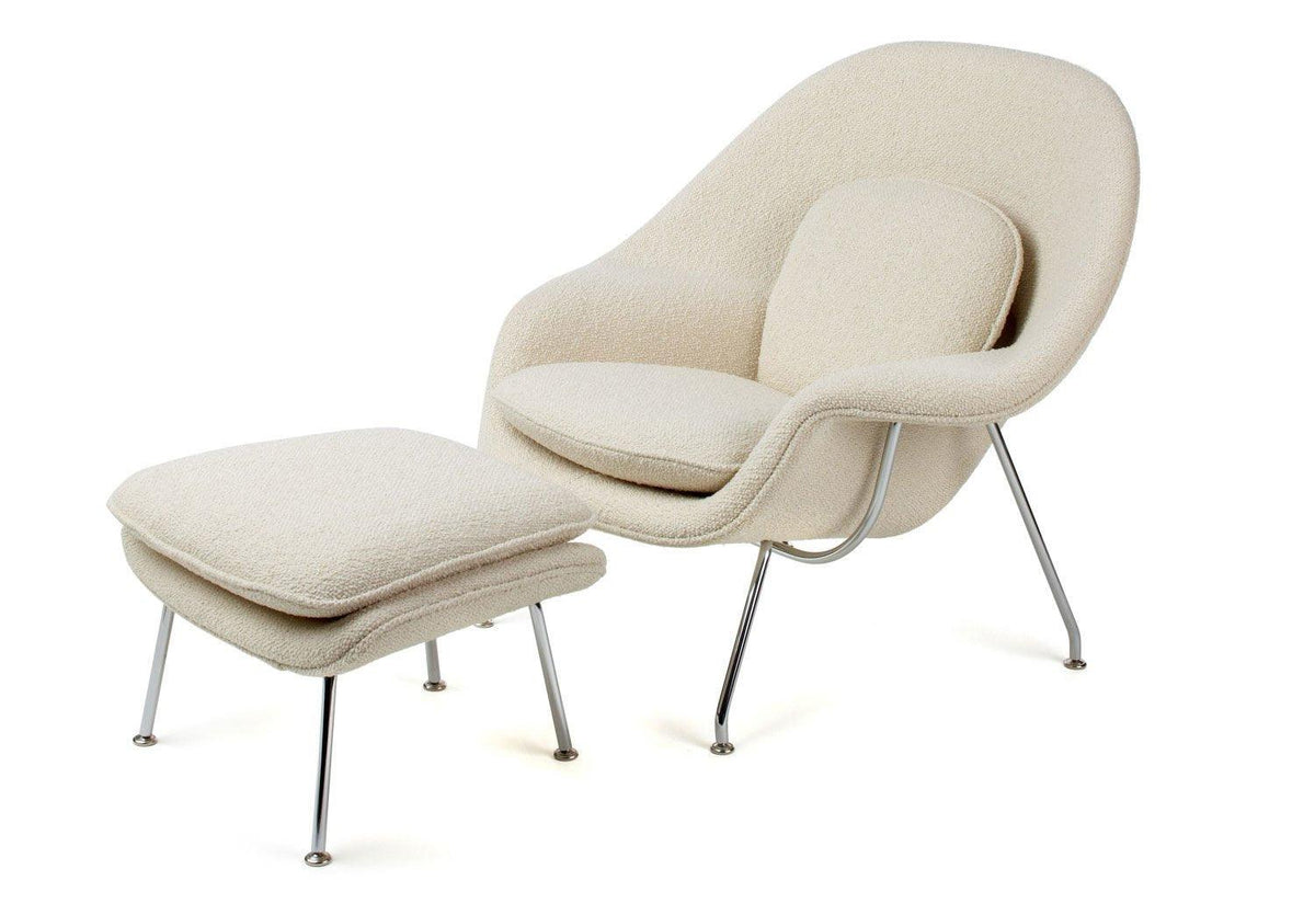 Womb Chair Medium, 1948, Eero saarinen, Knoll