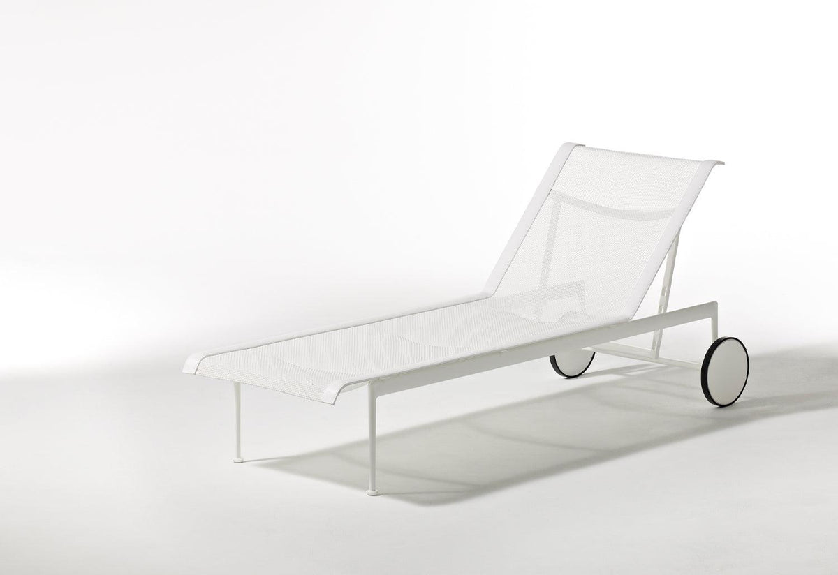 1966 outdoor chaise, 1966, Richard schultz, Knoll