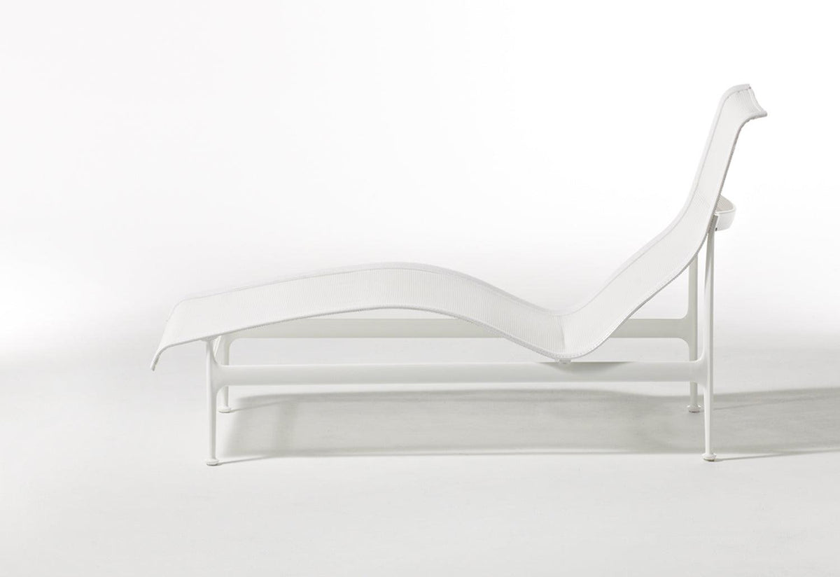 1966 outdoor contour chaise, 1966, Richard schultz, Knoll