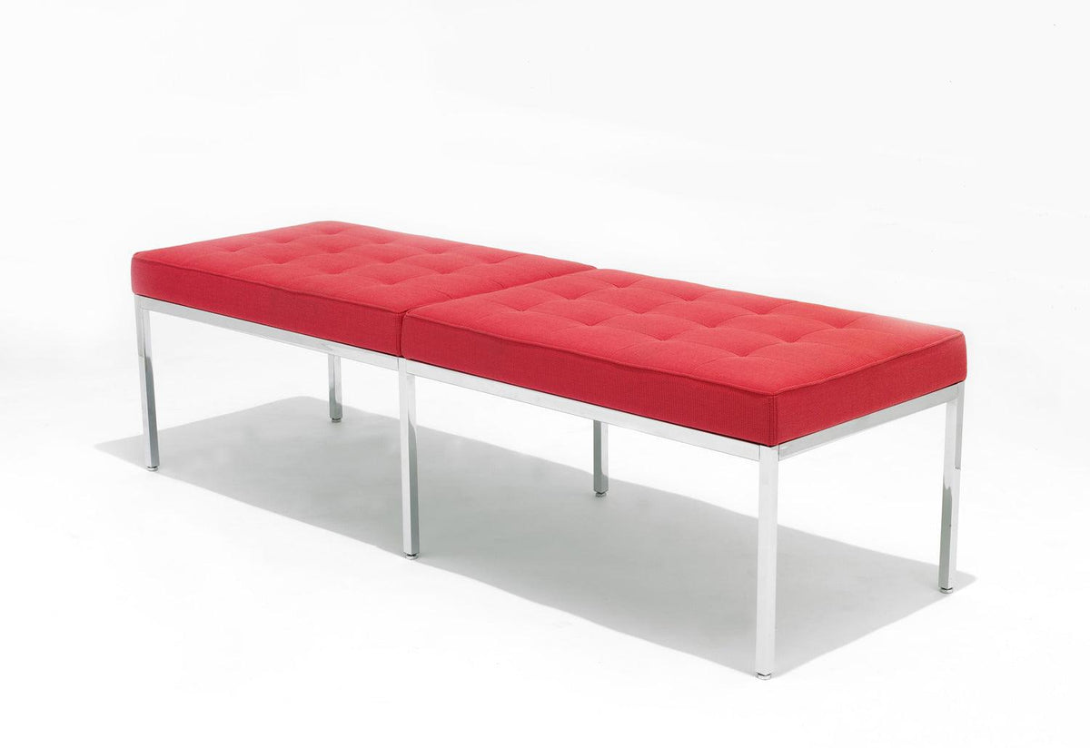 F. Knoll Bench, 1954, Florence knoll, Knoll