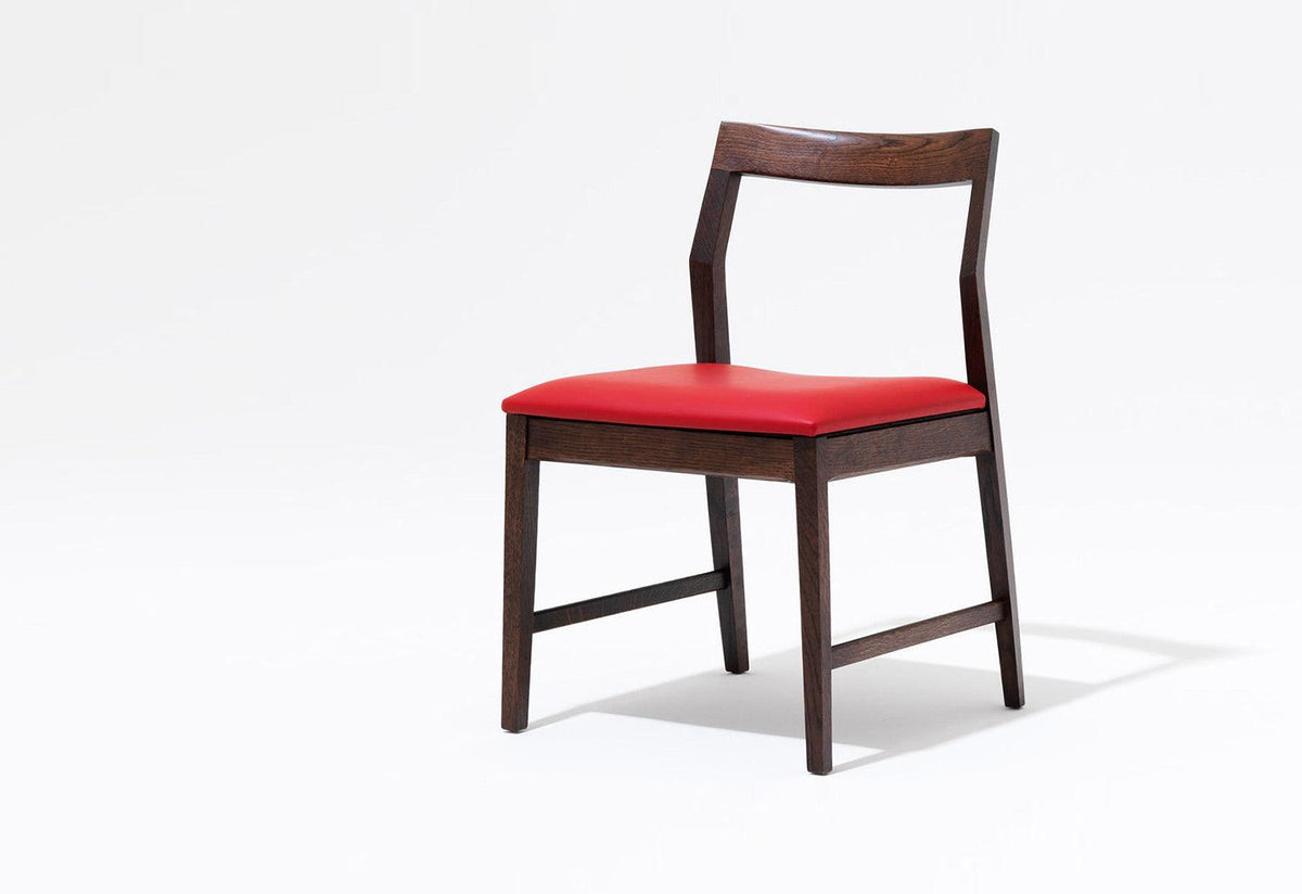 Krusin side chair, 2011, Marc krusin, Knoll