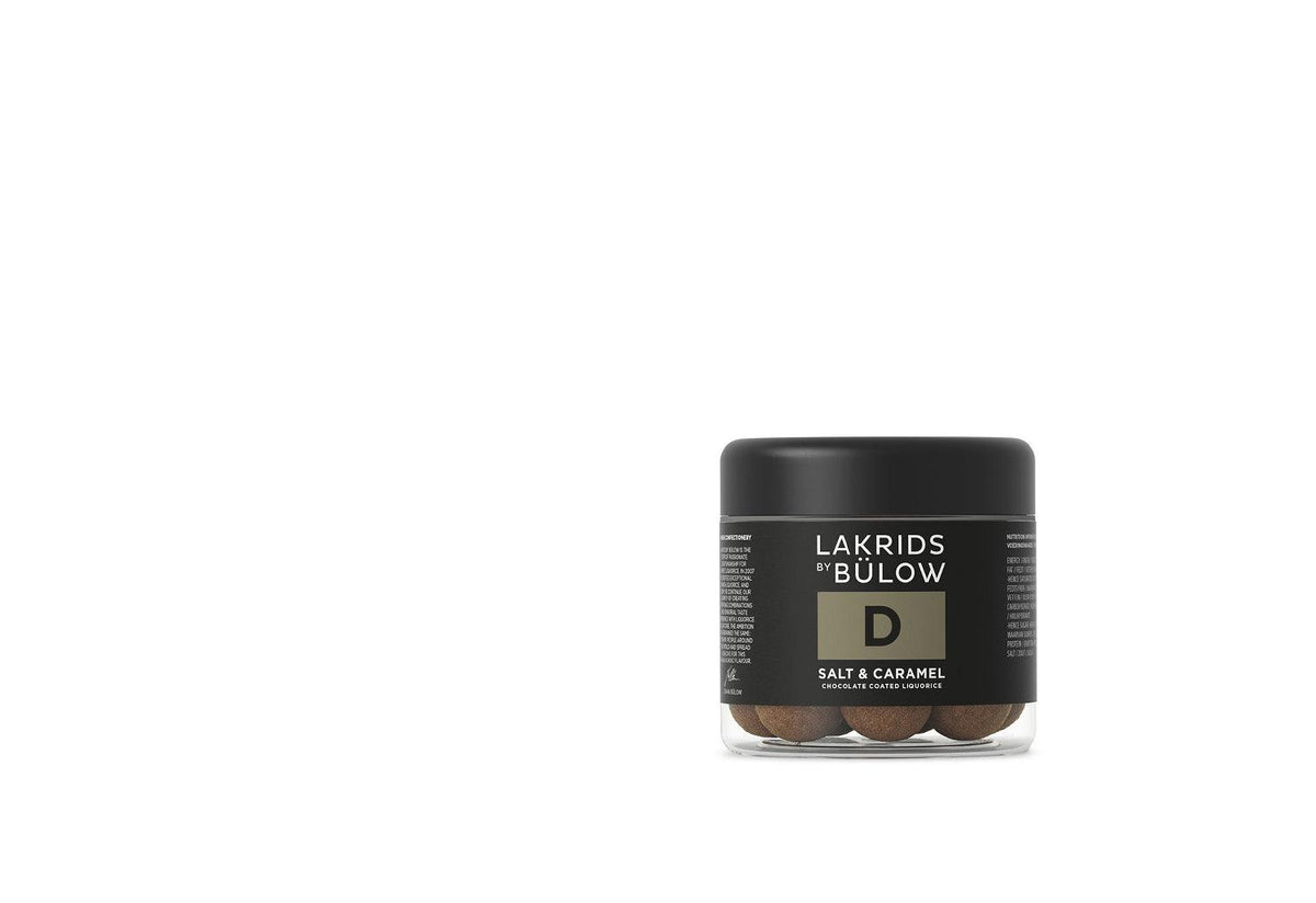 Lakrids chocolate coated liquorice, Bülow