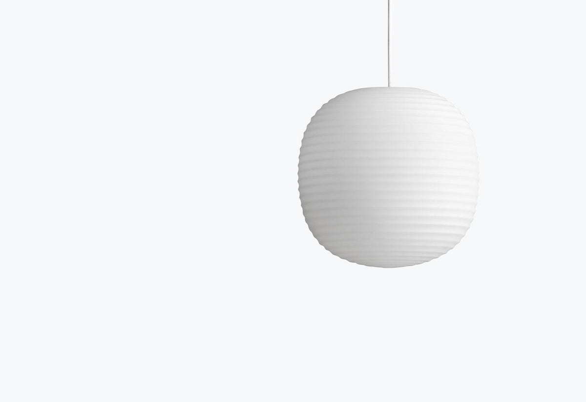 Lantern pendant light, 2015, Anderssen and voll, New works