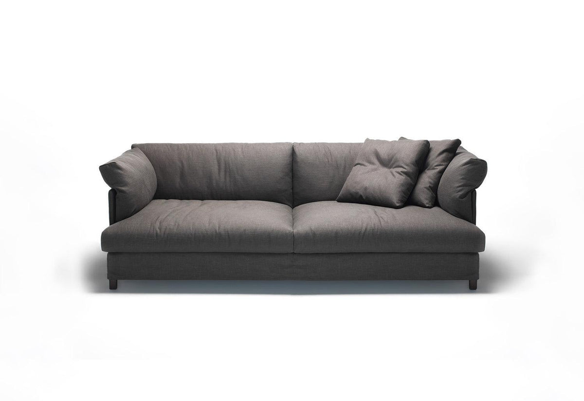 Chemise XL sofa, 2010, Piero lissoni, Living divani