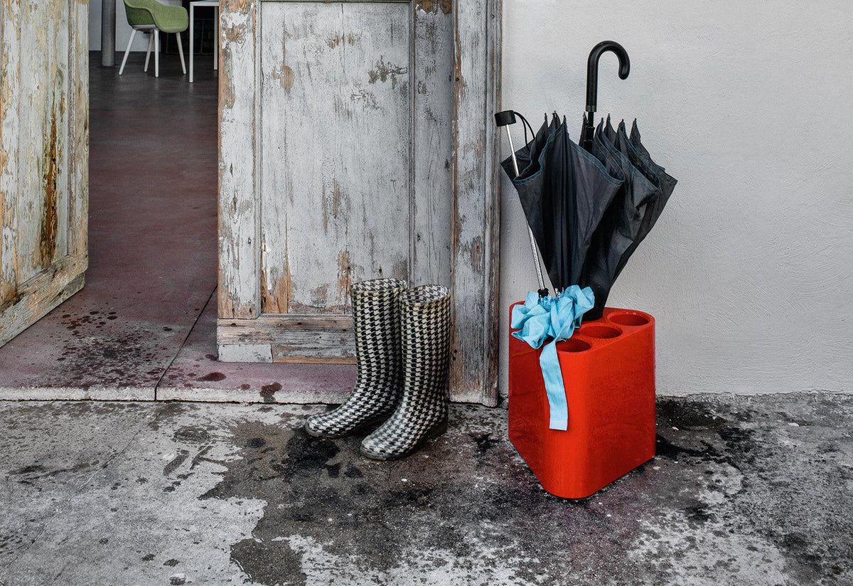 Poppins umbrella stand, 2010, Barber osgerby, Magis