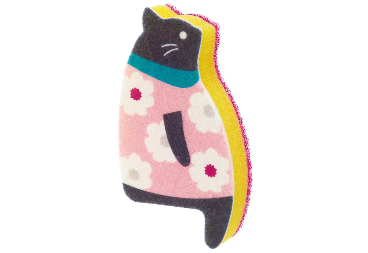 Sitting Cat kitchen sponge, 2017, Marna, Marna