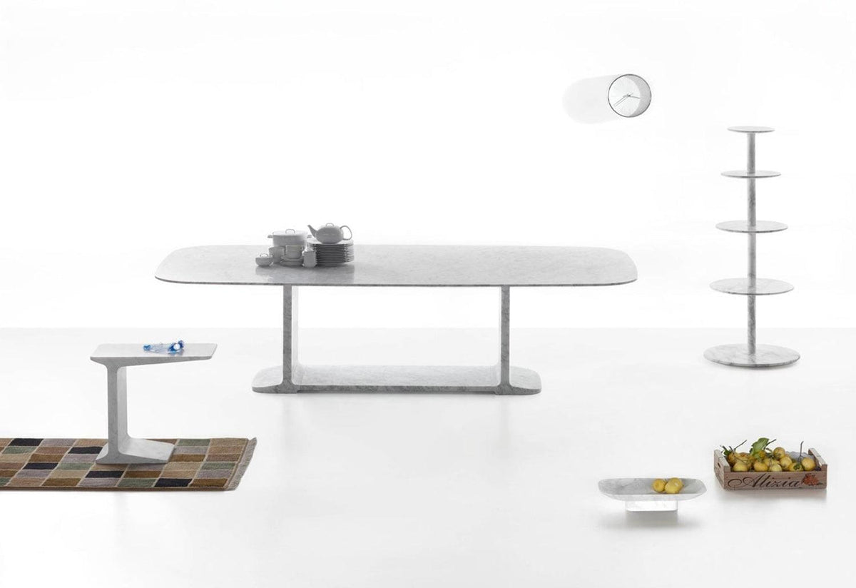 Toni dining table, 2010, James irvine, Marsotto