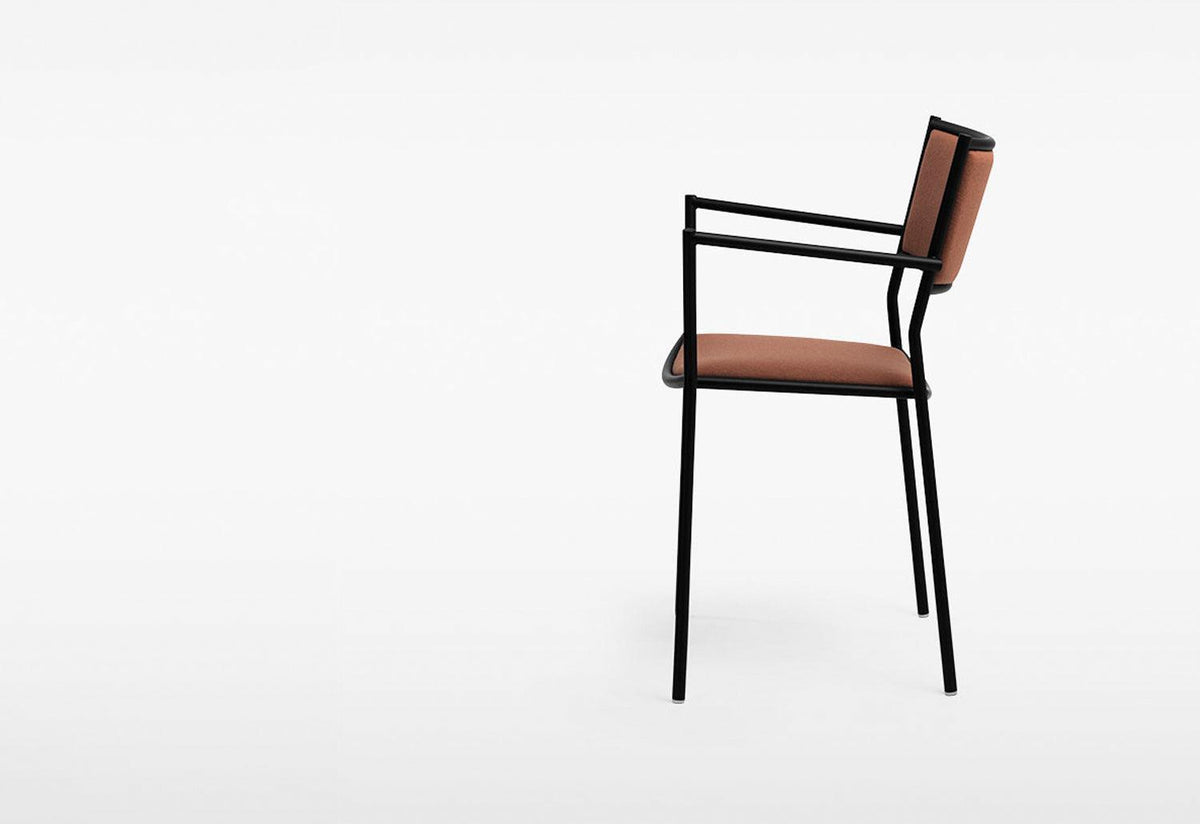 Jig armchair, Chris martin, Massproductions