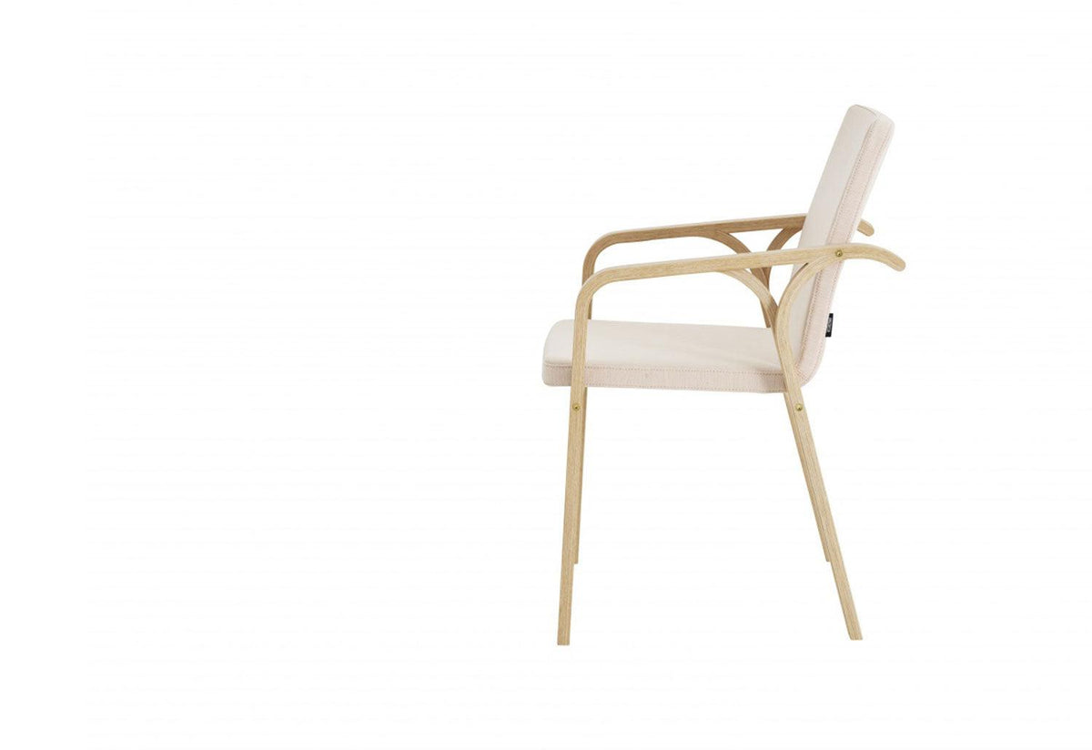 Mino armchair, 2017, Thomas sandell, Swedese
