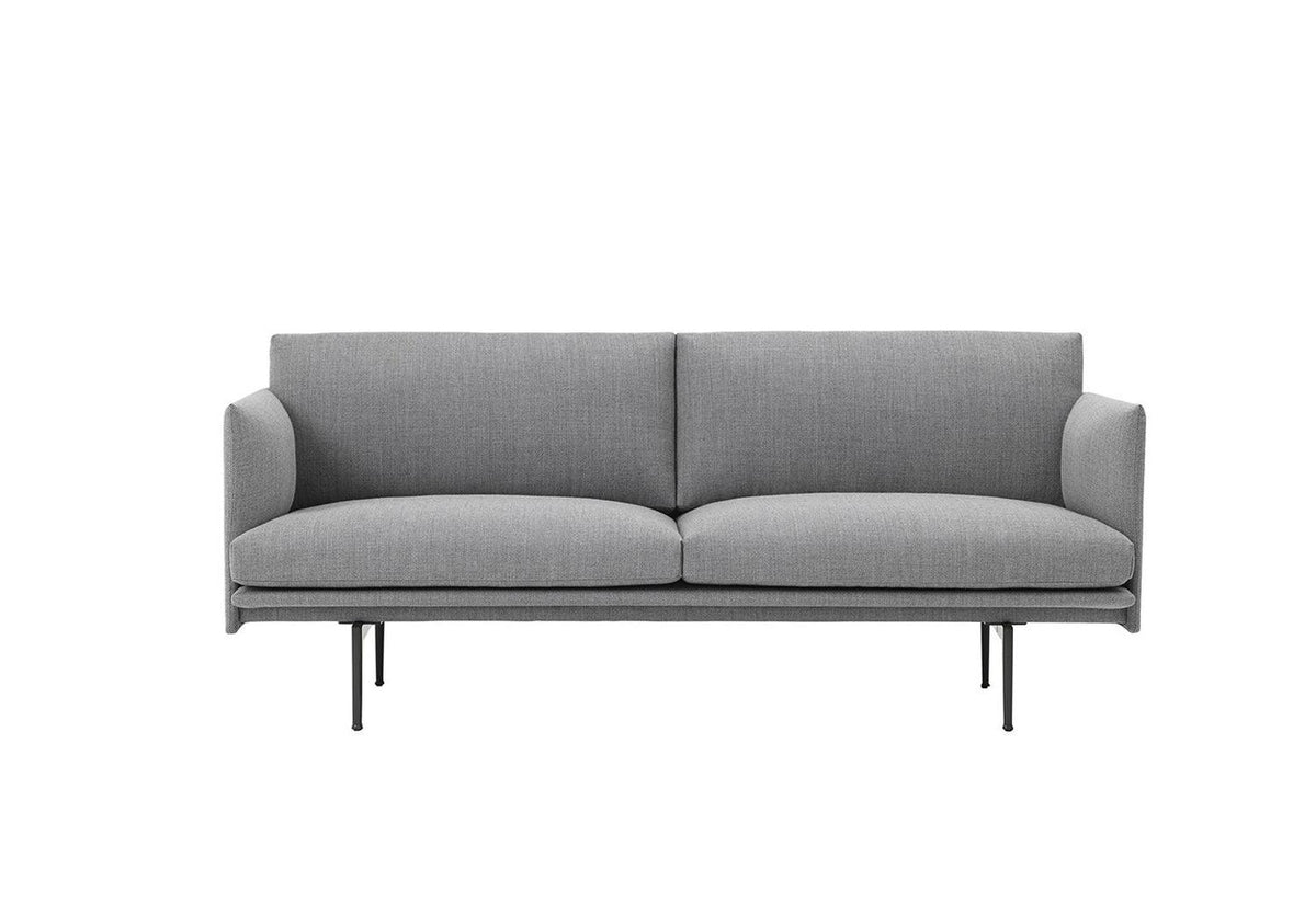 Outline two-seat sofa, 2011, Anderssen and voll, Muuto