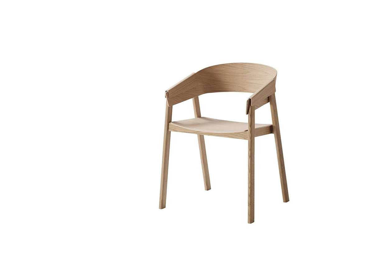 Cover wood chair, 2013, Thomas bentzen, Muuto